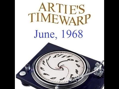 Dozens Of Pop Music Hits From June 1968