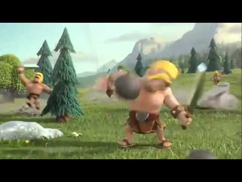 Clash Of Clans **Wall Breaker** Funny