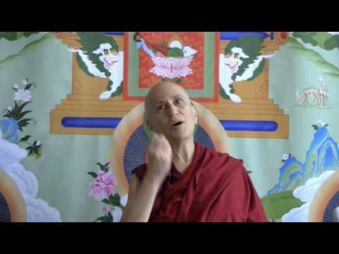 27 Green Tara Retreat: Emptiness as the Nature, not Creator, of Phenomena 12-31-09