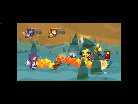 Castle Crashers Test 1