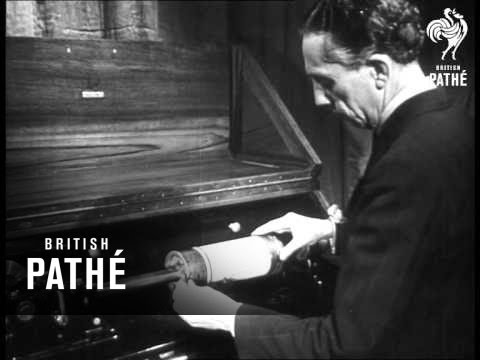 Photo-Telegraphy (1948)