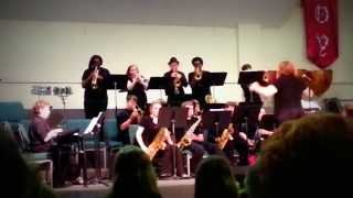 Appling Middle School Jazz Band