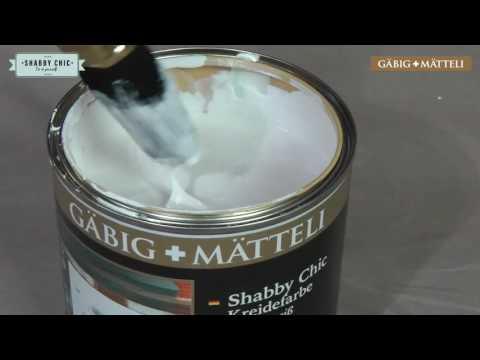 DIY: Shabby Chic einfach selber machen