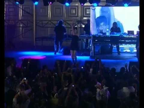 Rihanna, Jay-Z And Usher Perform In Nigeria