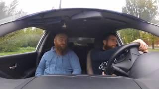 Автошкола. Урок вождения N2. Не спорь с инструктором. Включи четвертую.