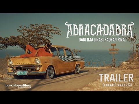 ABRACADABRA - OFFICIAL TRAILER | 9 Januari 2020 di Bioskop