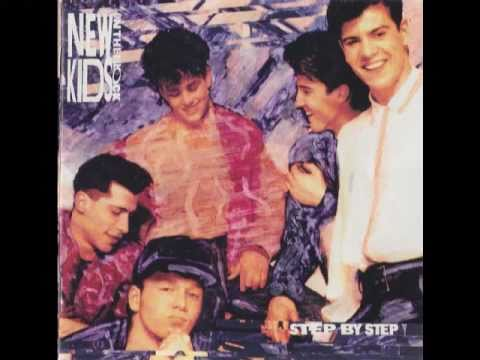 New Kids On The Block - Let's Try It Again
