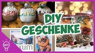 Last Minute DIY - Weihnachtsgeschenke