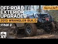 Jeep Wrangler (2007-2017 JK) Gets Body Armor & Hits the Trail!