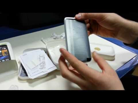 HTC DESIRE 500 UNBOXING