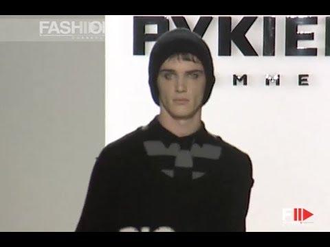 SONIA RYKIEL Menswear Fall 2007 2008 Paris - Fashion Channel