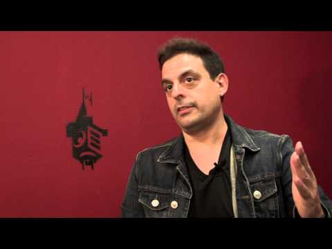 Interview: Antonino D'Ambrosio - Elevate Festival 2014