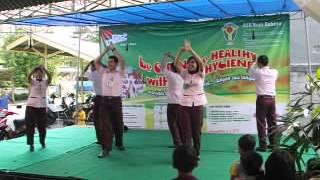 Lomba Cuci Tangan Dance 21