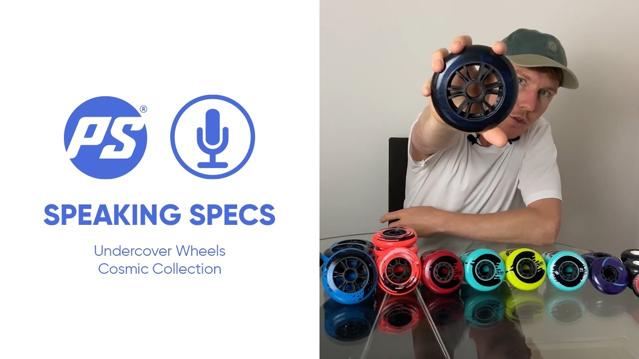 Undercover Wheels - Cosmic Collection - Speaking Specs