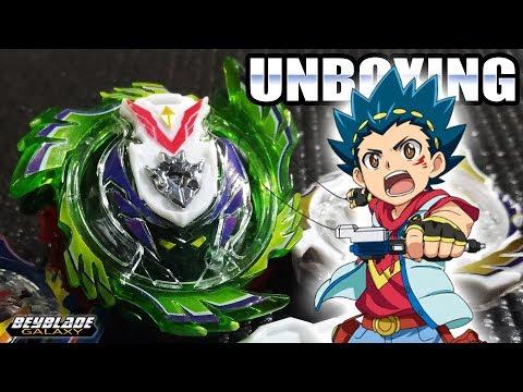 Unboxing Strike God Chip [Beyblade Burst] [PT-Br]