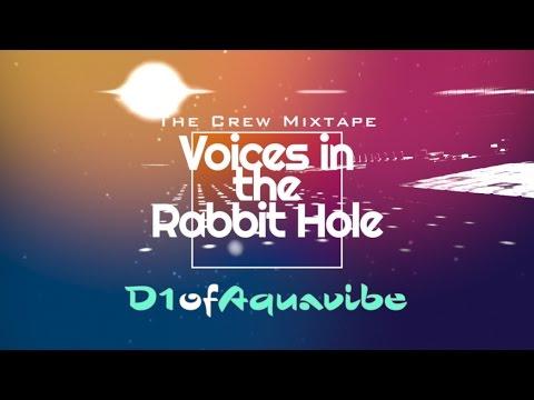 Voices In The Rabbit Hole (Crew Mixtape) - D1ofAquavibe