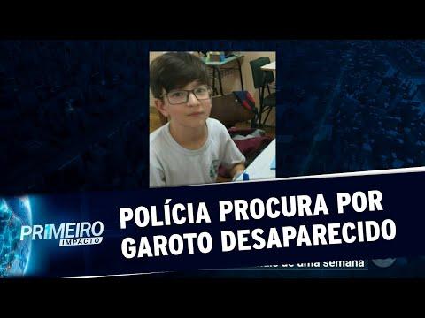Polícia Faz Buscas Por Menino De 11 Anos Desaparecido No RS | Primeiro Impacto (25/05/20)