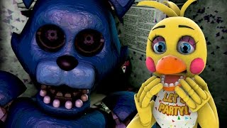 TOY CHICA PLAYS Five Nights at Candy s Night 5