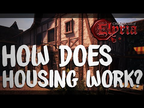 Chronicles of Elyria: Housing