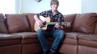 Drunk On You (Luke Bryan Cover) My original music is on iTunes-Mitch Gallagher