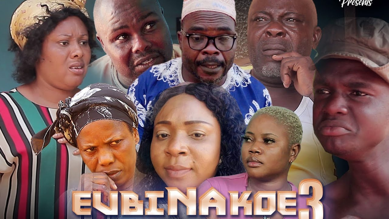 Download EVBINAKOE PART 3 latest Benin movie  2021 produced by woman of dignity