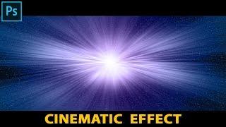 Cinematic Effect in Photoshop in Hindi/Urdu