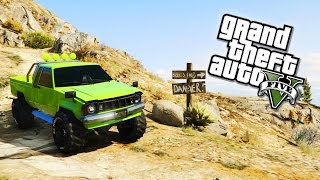 GTA 5 OFF ROADING! Impossible Off Road Trail Challenges! (GTA 5 Next Gen)