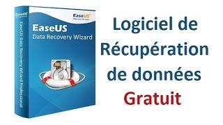 Easeus Data Recovery Wizard Free, Logiciel de récupération de données