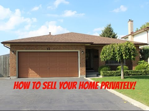London Ontario Real Estate: Why Selling Privately is Tough to do!