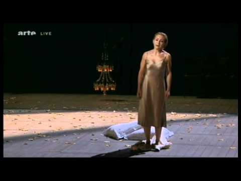 """Traviata, VERDI, Nathalie DESSAY ,""""addio del passato"""""""