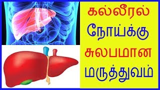 கல்லீரல் நோய்க்கு சுலபமான மருத்துவம் .Tamil Health and Beauty Tips | Tamil Health Tips | JVN Health