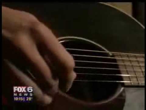 "Fox 6 News Milwaukee - ""Breaking News of Danny Gokey's partnership with Wisconsin Vision"