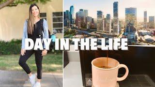 Work Day In My Life | Full Time developer | LA