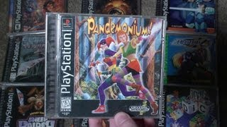 Pandemonium! Playstation Review by Mike Matei