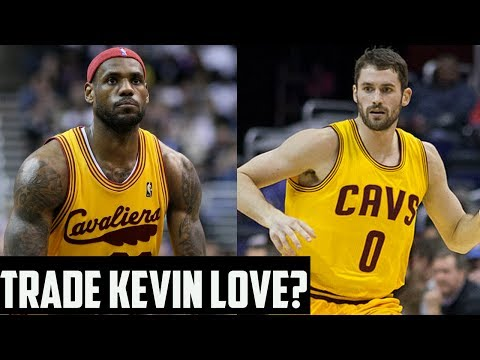 How Can Cavs Catch The Warriors? Trade Kevin Love? Tristan Thompson? | 2018 NBA