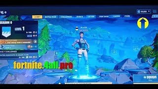 Fortnite Hack - Fortnite Free V Bucks - How to get Free V Bucks