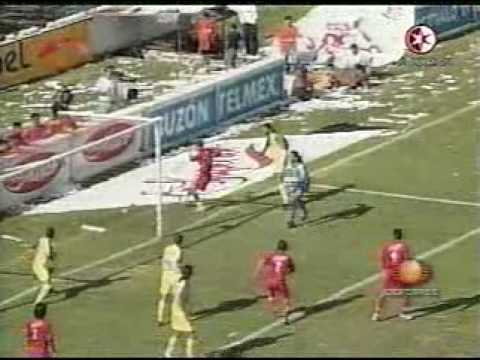 Veracruz Vs America Clausura 2003 Tiburones Rojos Youtube
