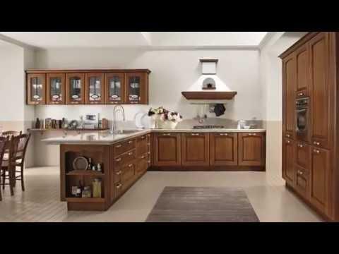 cucina classica lube modello veronica - YouTube