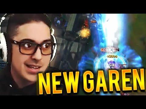NEW GAREN IS BROKEN - Trick2G