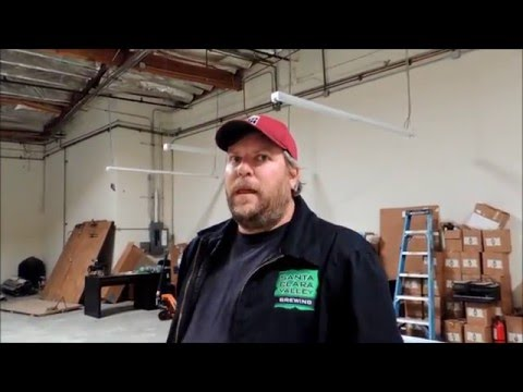 Visit to Santa Clara Valley Brewing, Jan. 16, 2015