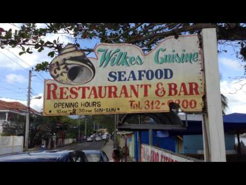 The best breakfast vibes at Wilkes Restaurant Port Antonio Portland Jamaica - January 16, 2017