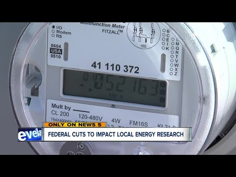 Spending bill could cut funding to renewable energy research at Case Western Reserve University