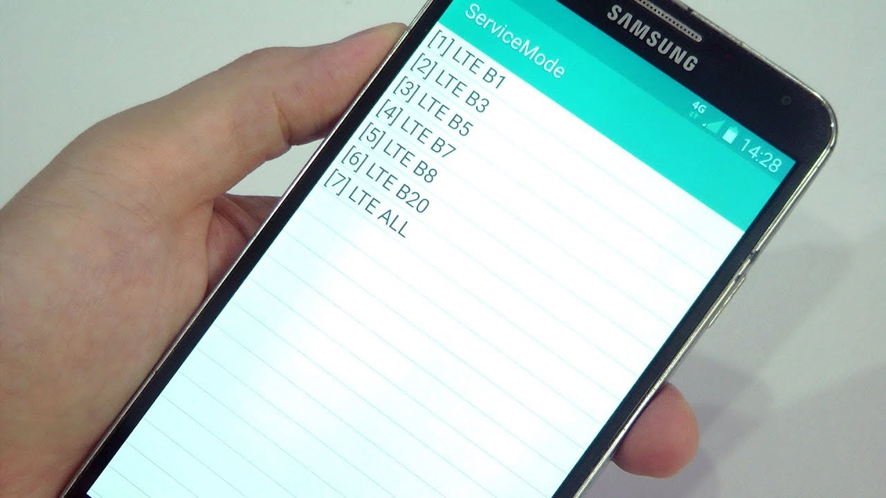 How to force 4G LTE only on Android phone? Lock band too! No root access is  needed