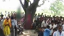 Vergewaltigte Mädchen in Indien aufgehängt