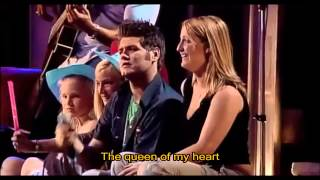 Westlife - Queen Of My Heart with Lyrics, The Greatest Hits Tour