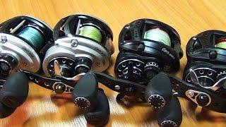 видео Рыболовные катушки