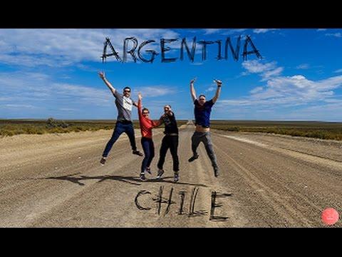 ARGENTINA & CHILE   9500 kilometers road trip   2017
