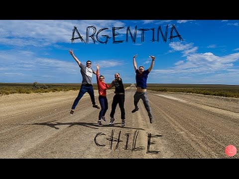 ARGENTINA & CHILE | 9500 kilometers road trip | 2017