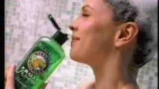 Herbal Essences Fruit fusions commercial
