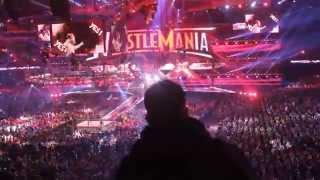 WrestleMania XXX: HHH/Daniel Bryan Live Entrance